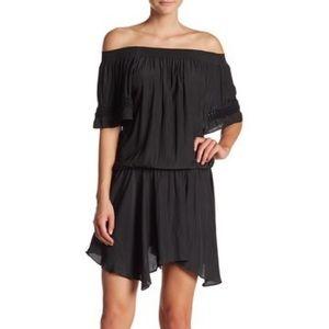 🆕💫 {RAMY BROOK} off-the-shoulder Mini Dress LBD